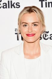Taylor Schilling - TimesTalks Panel - July 2014