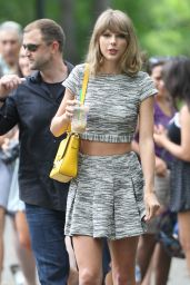 Taylor Swift in New York City - July 2014