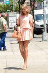 Taylor Swift - Out and about in New York City - July 2014