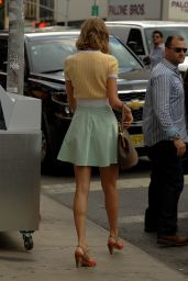 Taylor Swift Out in New York City - July 2014