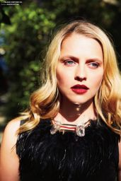 Teresa Palmer - Malibu Magazine June/July 2014 Issue