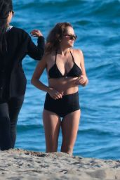 Teresa Palmer - Photoshoot in Malibu Set Photos - July 2014