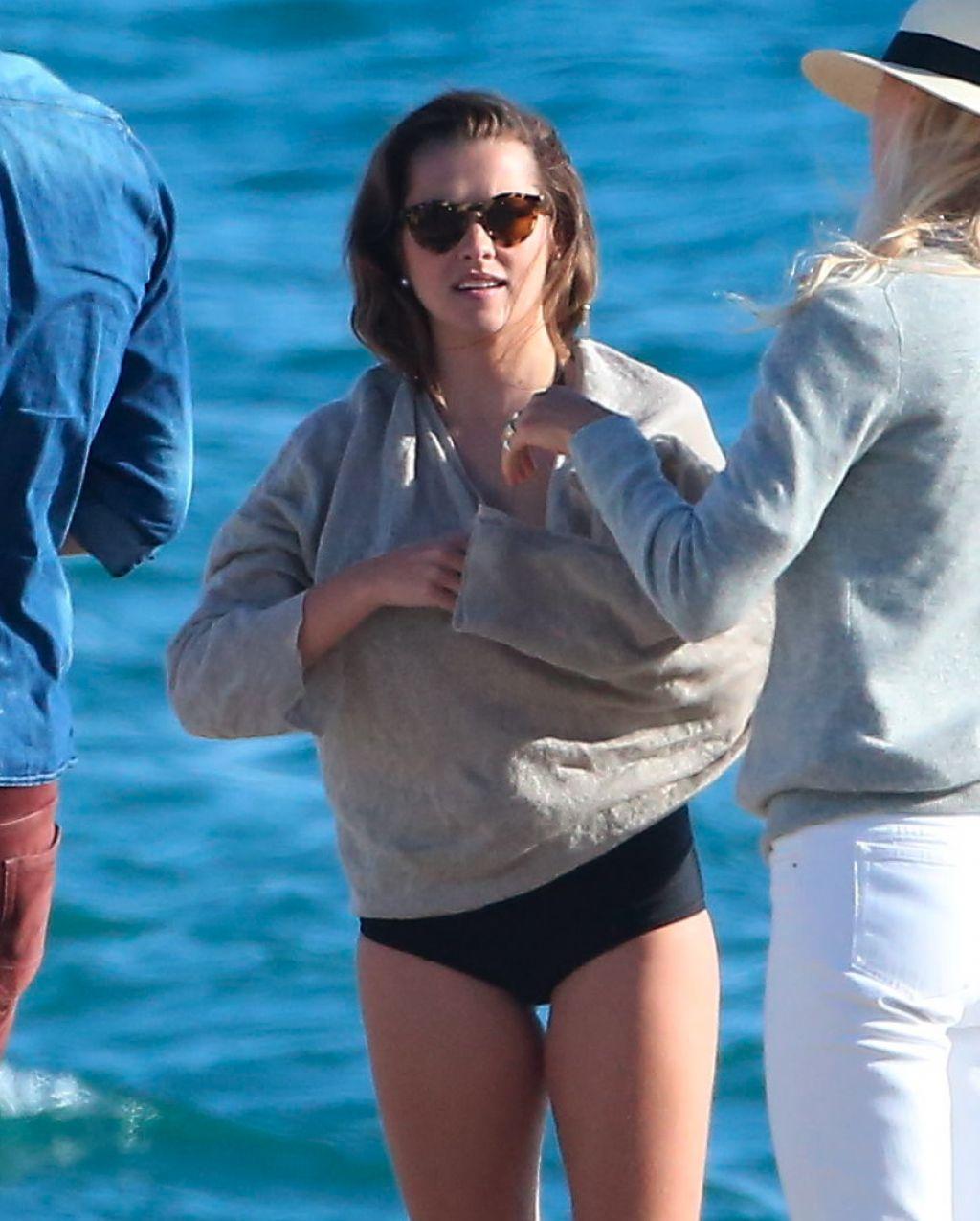 Teresa Palmer Photoshoot In Malibu Set Photos July 2014