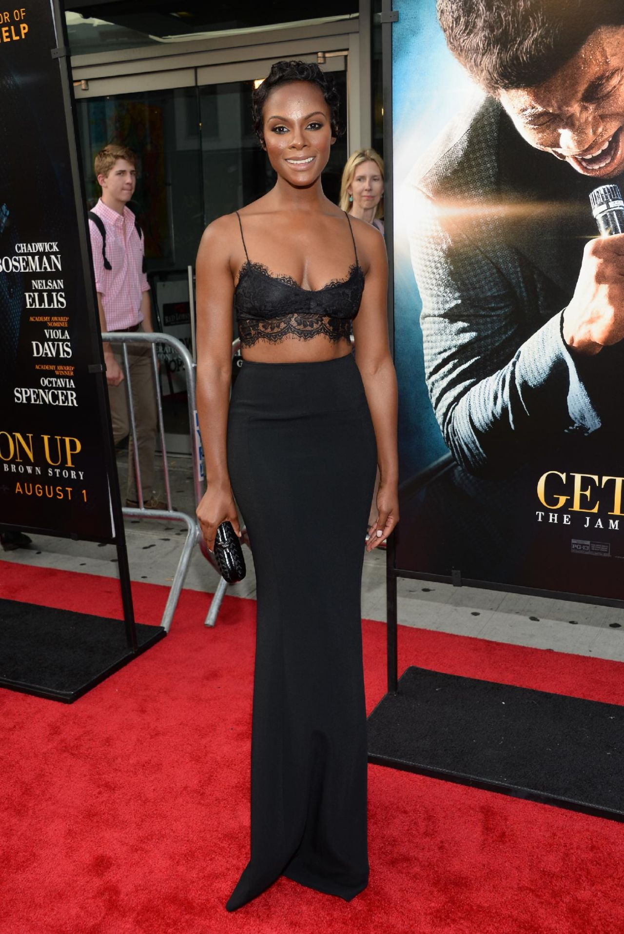 Tika Sumpter - 'Get On Up' Movie Premiere in New York