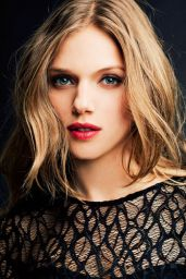 Tracy Spiridakos - Photoshoot for Filler Magazine Summer 2014