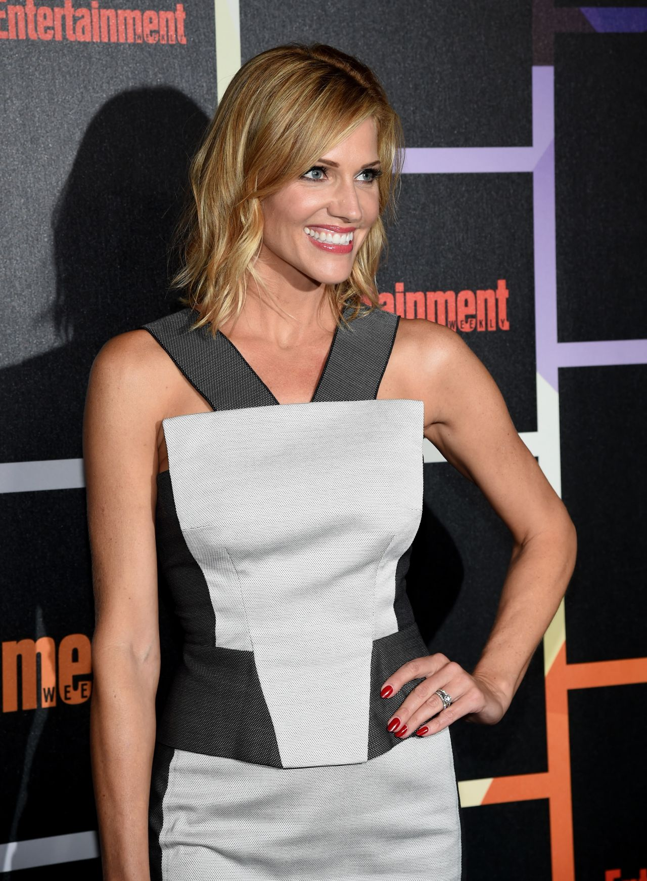 Tricia Helfer – EW's Comic-Con 2014 Celebration in San Diego