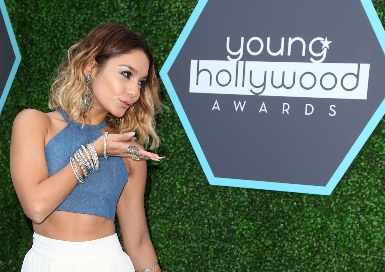 Vanessa Hudgens – 2014 Young Hollywood Awards in Los Angeles