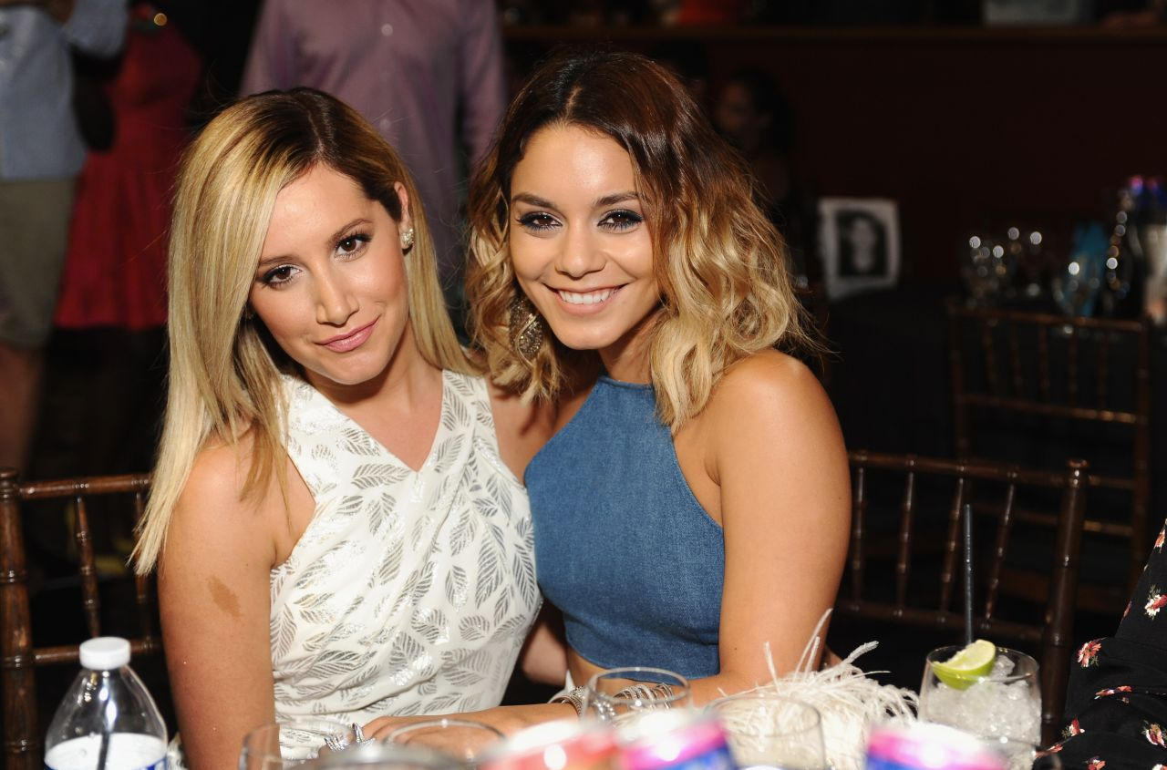 Apologise, but, vanessa hudgens and ashley