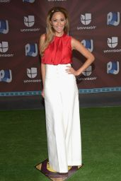 Veronica Bastos – 2014 Premios Juventud Awards in Miami