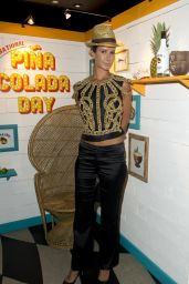 Victoria Hervey at Malibu RumPina Colada Party – July 2014