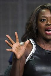 Viola Davis - Disney & ABC Summer TCA Tour -  Beverly Hills, July 2014