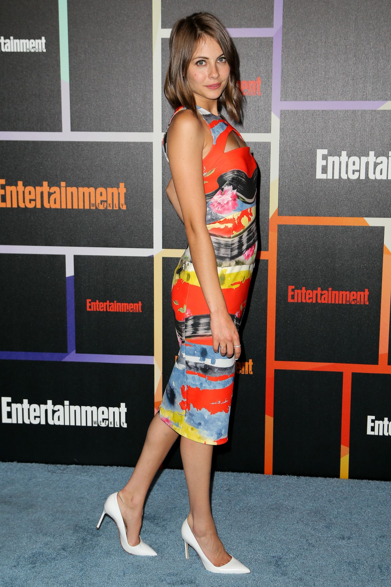 Willa Holland - Entertainment Weekly