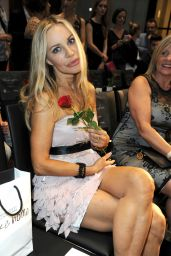 Xenia Seeberg - Purchase Field & Jahn Fashion Show Mercedes-Benz Fashion Week - June 2014