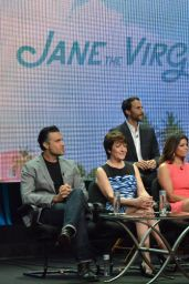 Yael Grobglas - The CW Summer 2014 TCA Tour