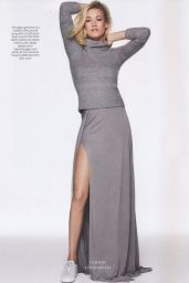 Yvonne Strahovski - Instyle Magazine (UK) - August 2014 Issue