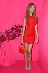 Zahia Dehar - Schiaparelli Fashion Show - July 2014