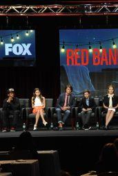 Zoe Levin – Fox Summer 2014 TCA Tour