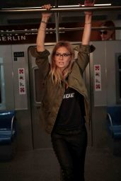 Bar Refaeli - CAROLINA LEMKE BERLIN Autumn/Winter 2014/2015 Campaign