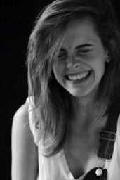 Emma Watson B&W Photoshoot 2014