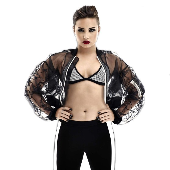 Demi Lovato - 'Really Don't Care' Promoshoot