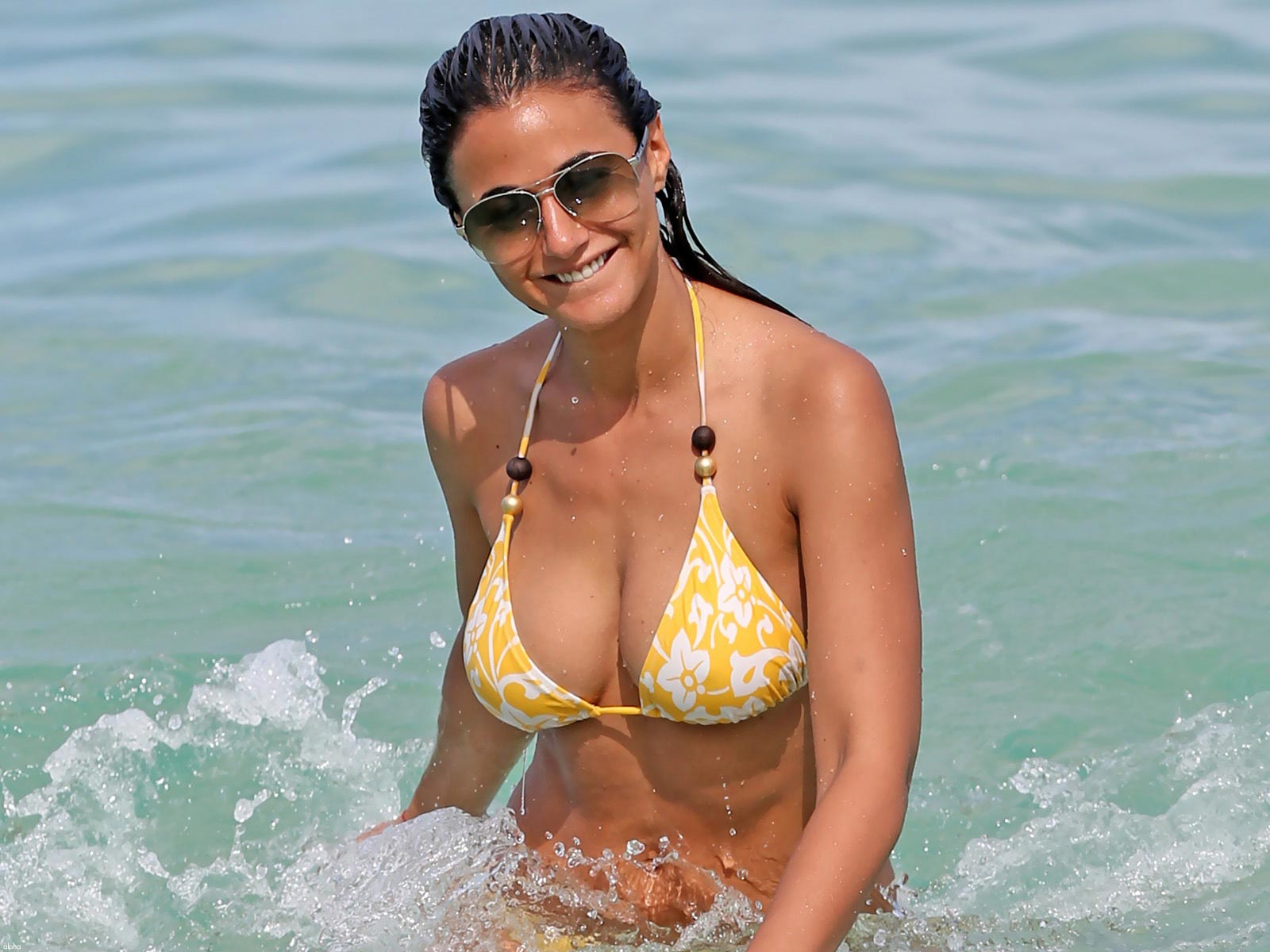 Emmanuelle Chriqui Bikini Wallpapers 2 Celebmafia