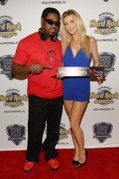 Joanna Krupa - Hollywood Charity Series Of Poker in Hollywood - August 2014