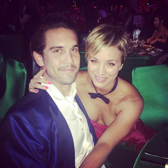 Kaley Cuoco Instagram Pics - August 2014