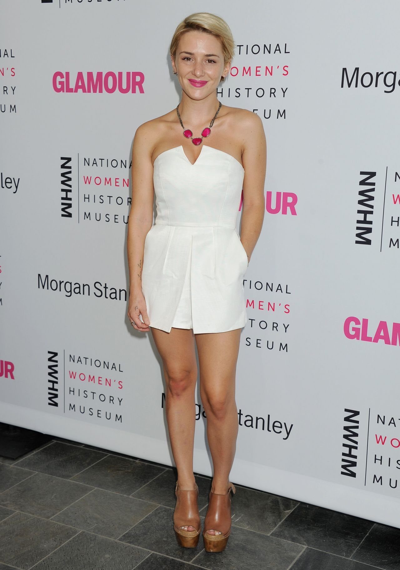 Addison Timlin – 2014 Women Making History Brunch in Los ...