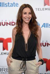 Adriana Lavat – 2014 Telemundo's Premios Tu Mundo Awards