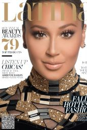 Adrienne Bailon - Latina Magazine - September 2014 Cover