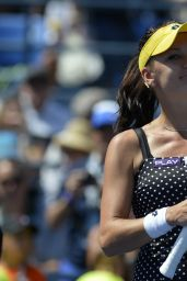 Agnieszka Radwanska – 2014 U.S. Open Tennis Tournament in New York City – 1st Round