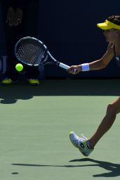 Agnieszka Radwanska – 2014 U.S. Open Tennis Tournament in New York City – 2nd Round