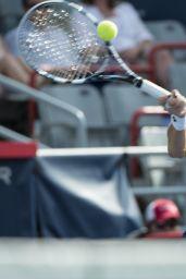 Agnieszka Radwanska - Rogers Cup 2014 in Montreal, Canada - 1st Round