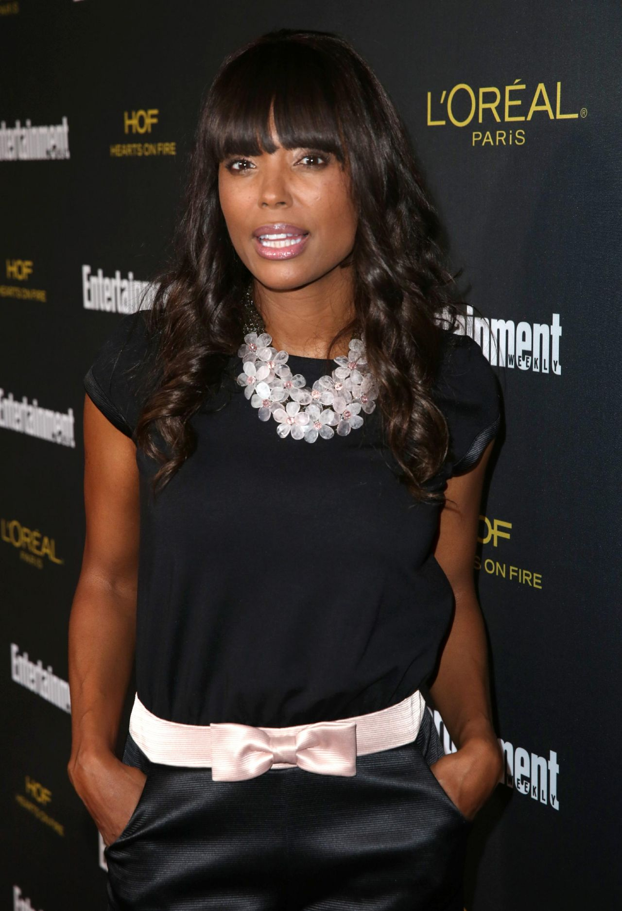 Aisha Tyler – Entertainment Weekly's Pre-Emmy 2014 Party