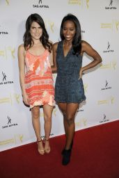 Aja Naomi King – Emmy Awards Dynamic and Diverse Nominee Reception – August 2014