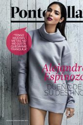 Alejandra Espinoza - People en Espanol Magazine - September 2014