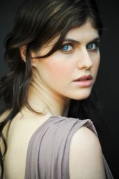 Alexandra Daddario Photoshoot by G. Cates (2014)