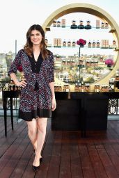 Alexandra Daddario - Viva La Juicy Gold Couture Launch in West Hollywood