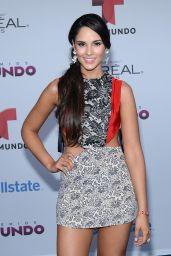 Alexandra Pomales – 2014 Telemundo's Premios Tu Mundo Awards