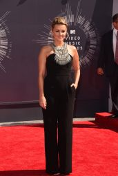 Ali Fedotowsky - 2014 MTV Video Music Awards in Inglewood
