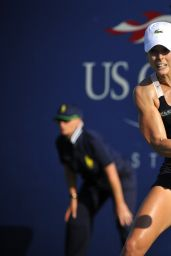 Alize Cornet – 2014 U.S. Open Tennis Tournament in New York City – 1st Round