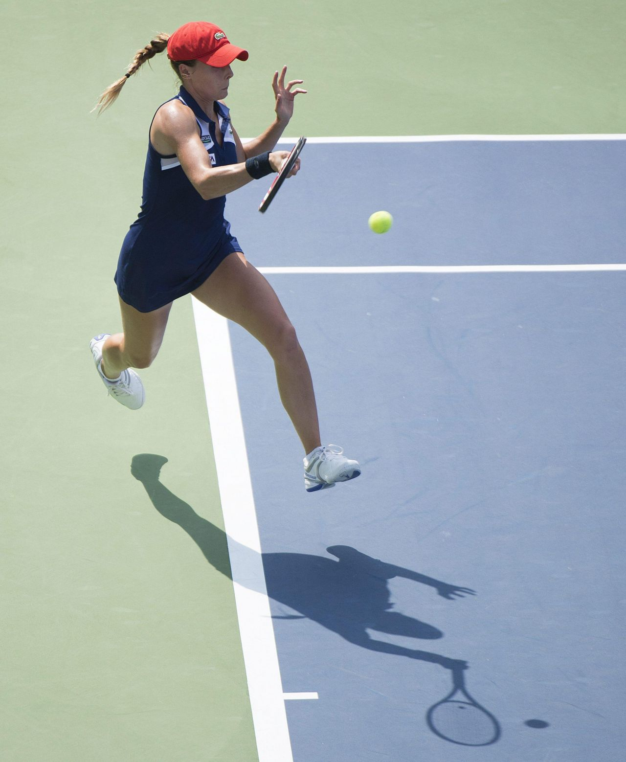 Alize Cornet - Rogers Cup 2014 in Montreal, Canada - 1st Round