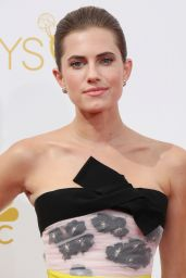 Allison Williams – 2014 Primetime Emmy Awards in Los Angeles