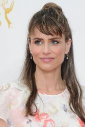 Amanda Peet – 2014 Primetime Emmy Awards in Los Angeles