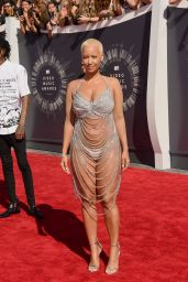 Amber Rose - 2014 MTV Video Music Awards in Inglewood