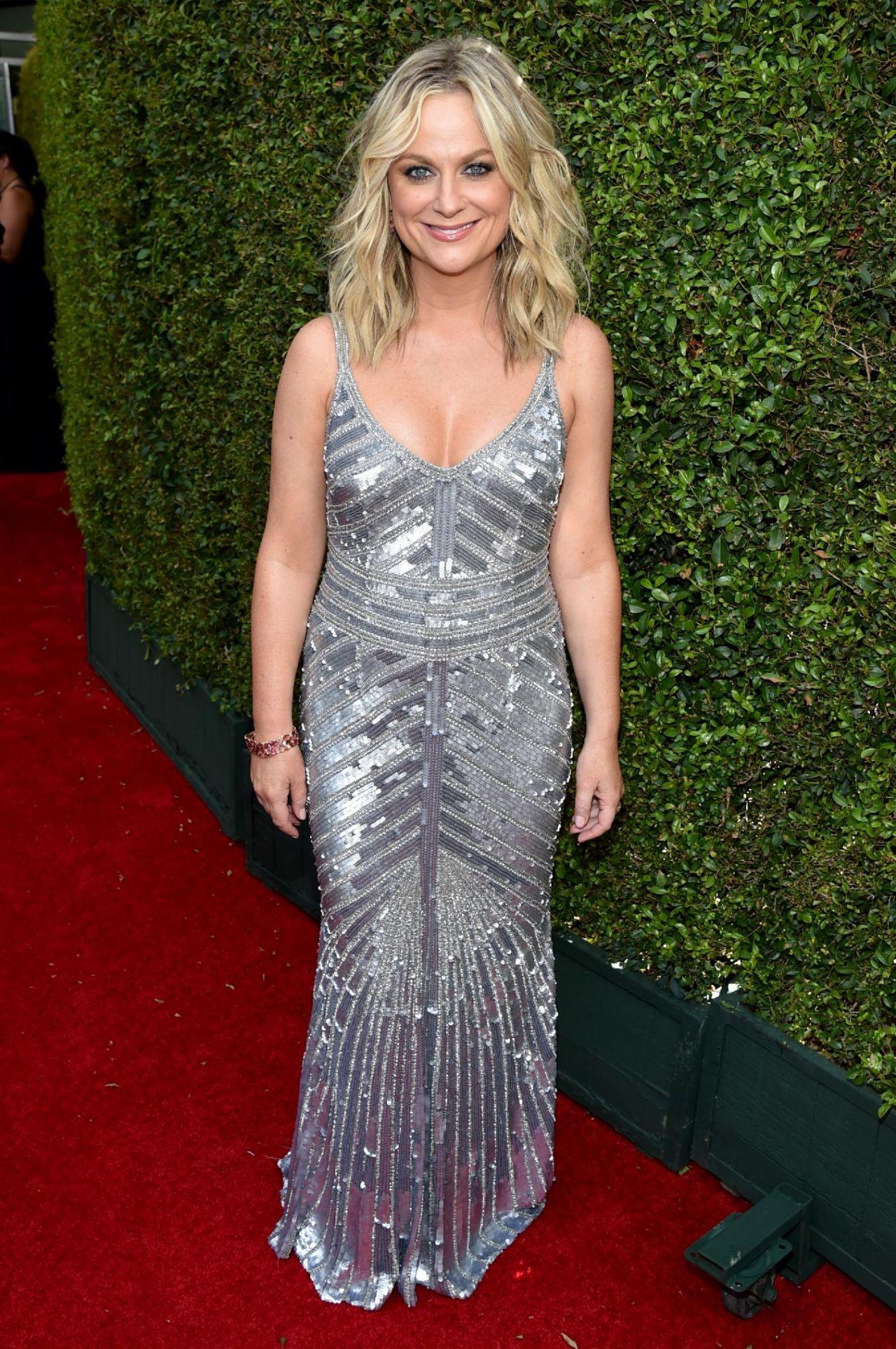 Amy Poehler – 2014 Primetime Emmy Awards in Los Angeles