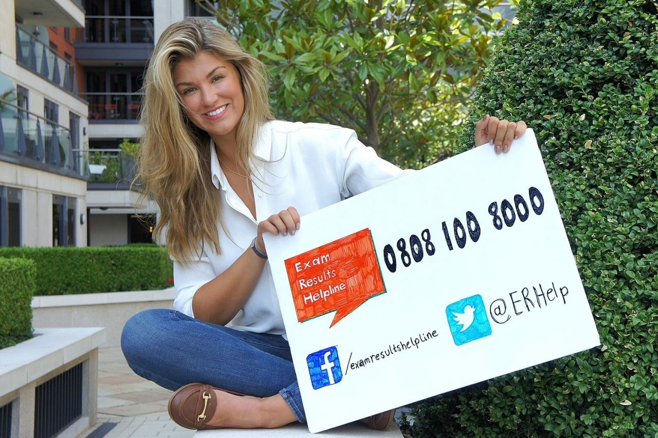 Amy Willerton - UCAS Exams Publicity Photoshoot - July 2014