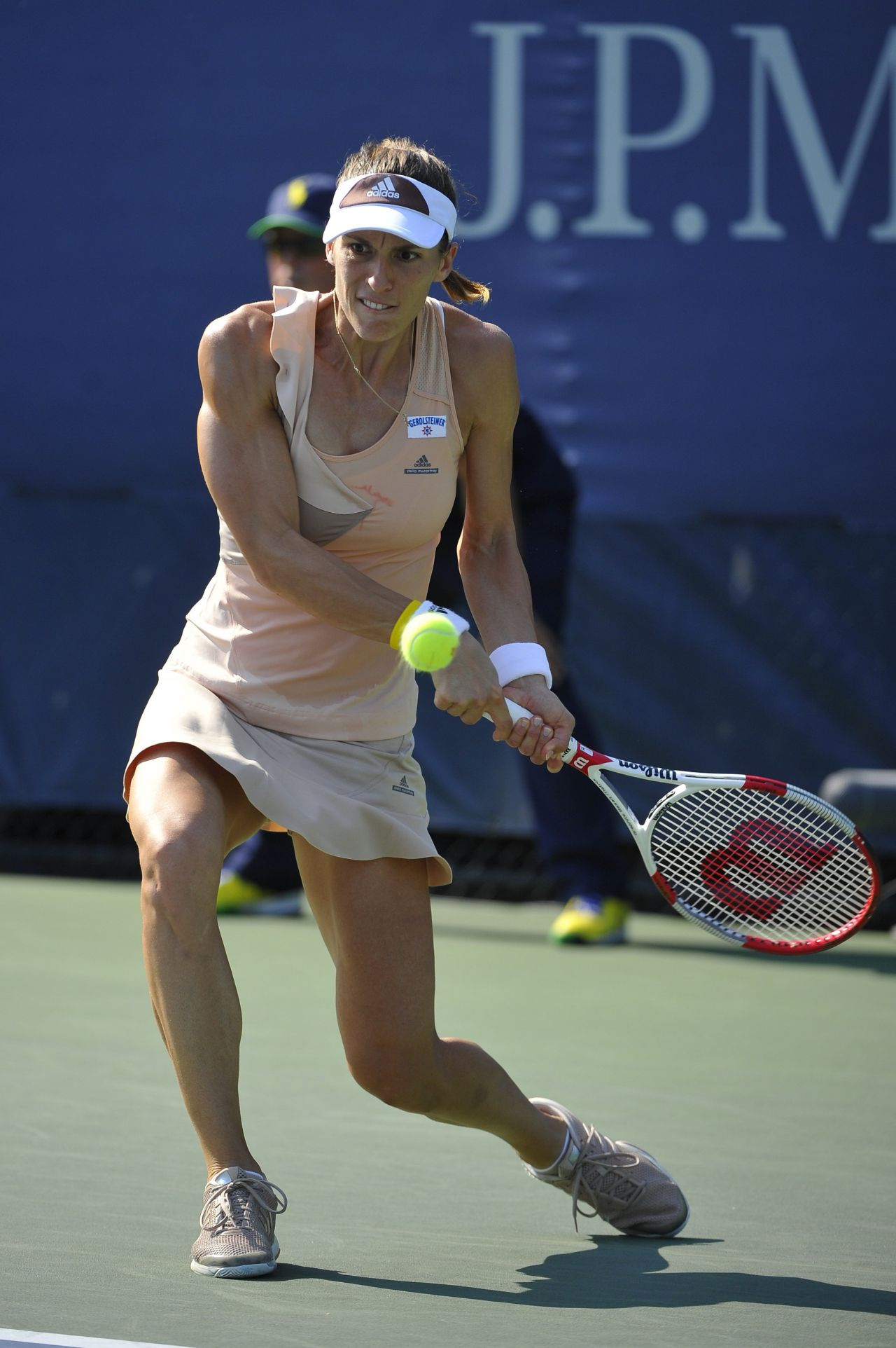 Andrea Petkovic – 2014 U.S. Open Tennis Tournament in New York City – 2nd Round