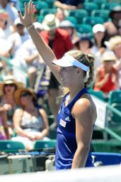 Angelique Kerber – Bank of the West Classic 2014 in Stanford (CA) – Day 5