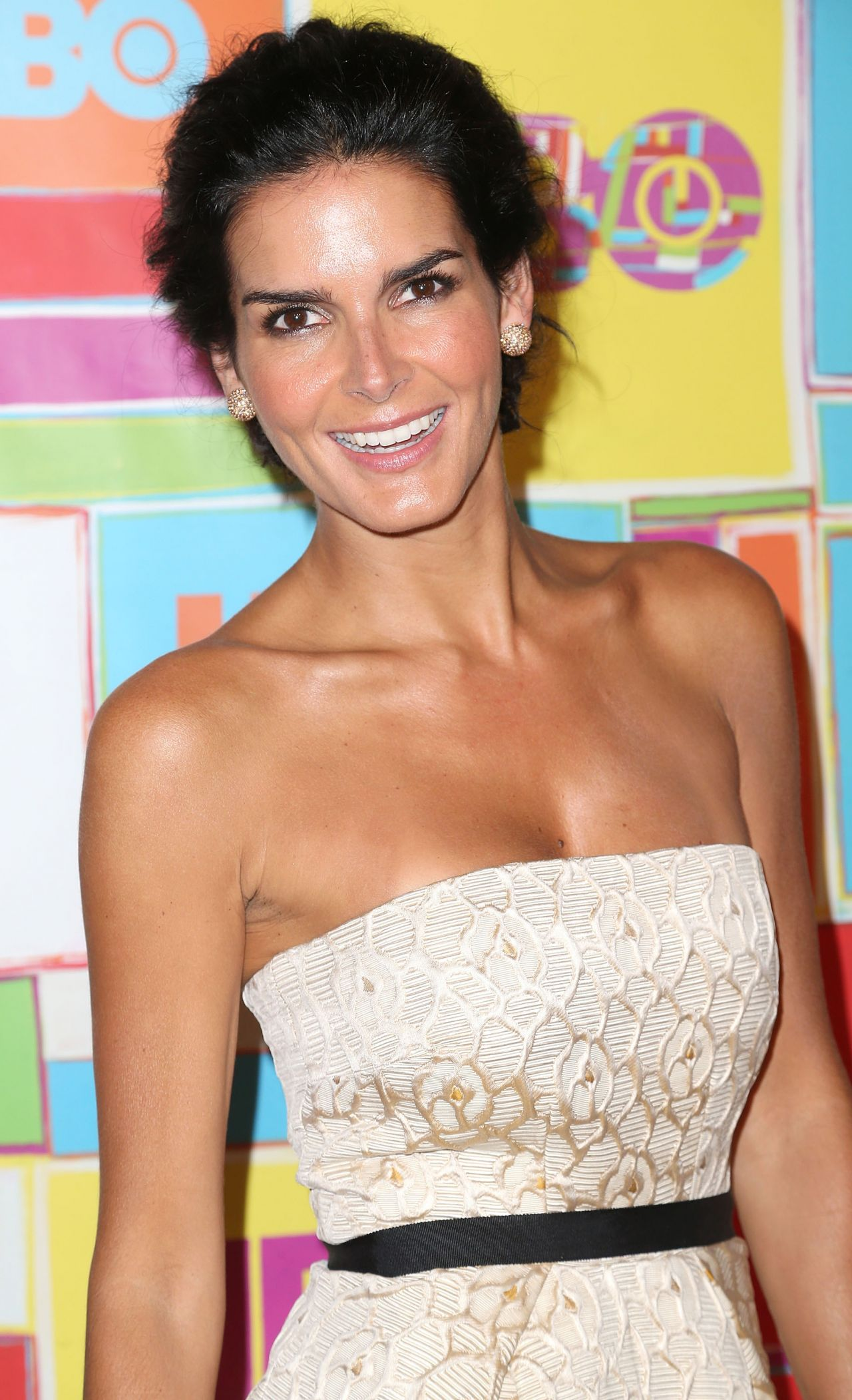 Angie Harmon – HBO's Official 2014 Emmy After Party